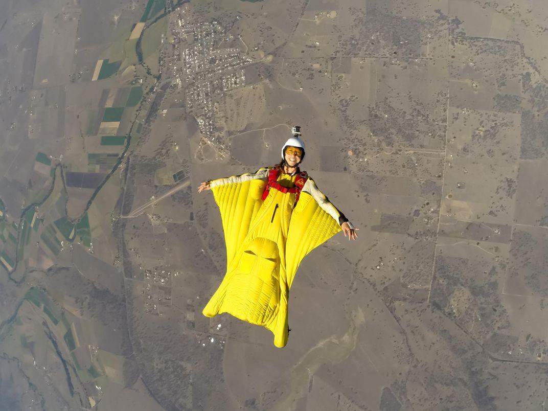 Why I Still Skydive