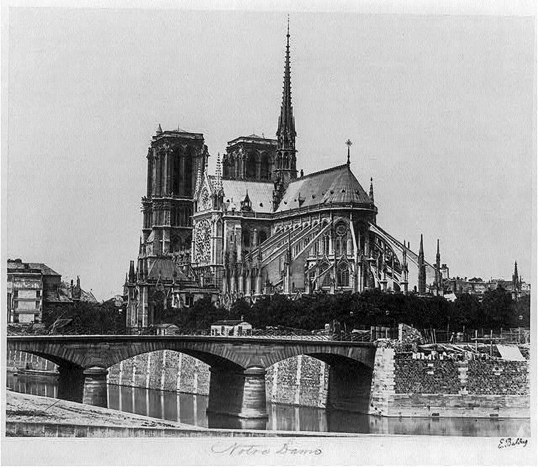 A Hymn to Notre-Dame