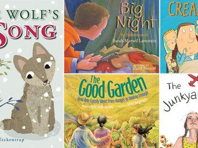 Smithsonian magazine's 2010 Notable Books for Children.