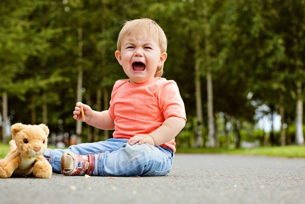 At just 18 months old, young children can show biological evidence of added stress.
