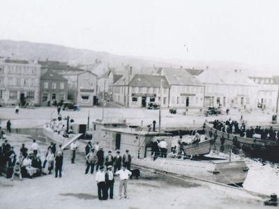 Rumrunner at St. Pierre
