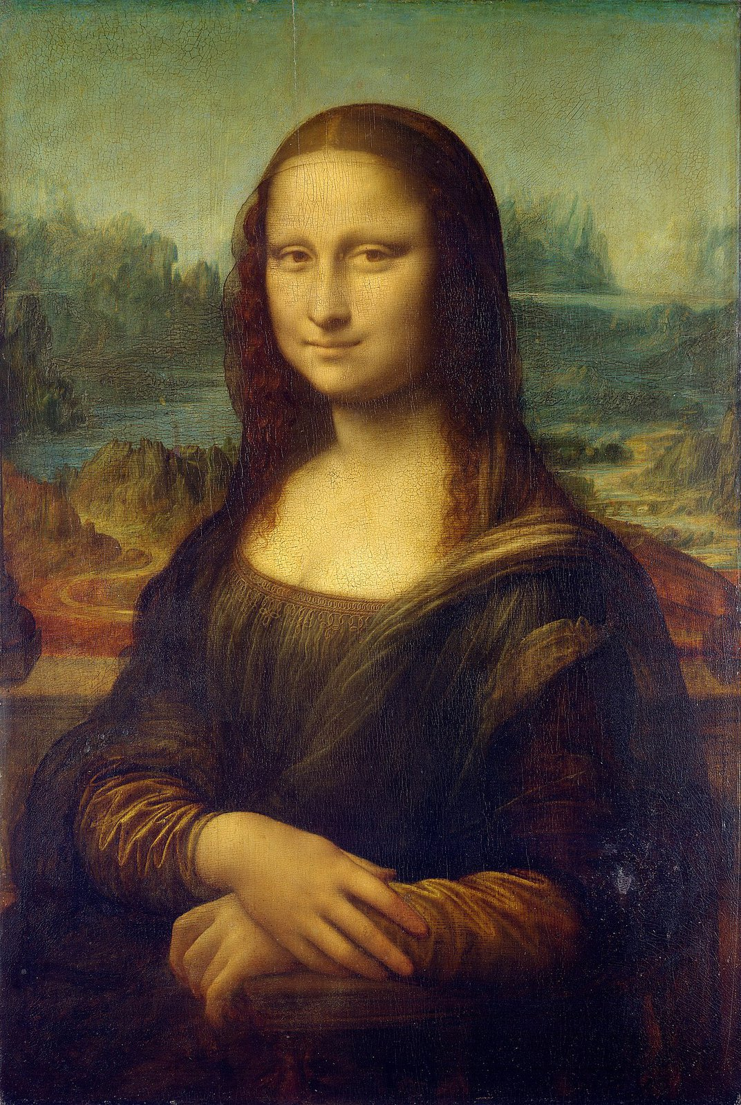 Is There a Hidden Drawing Beneath the 'Mona Lisa'?