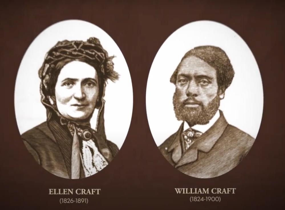 Ellen and William Craft