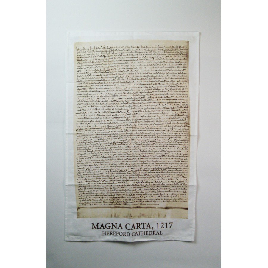 The Ridiculous World of Magna Carta Kitsch