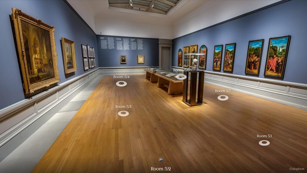 The Top Ten Online Exhibitions of 2020