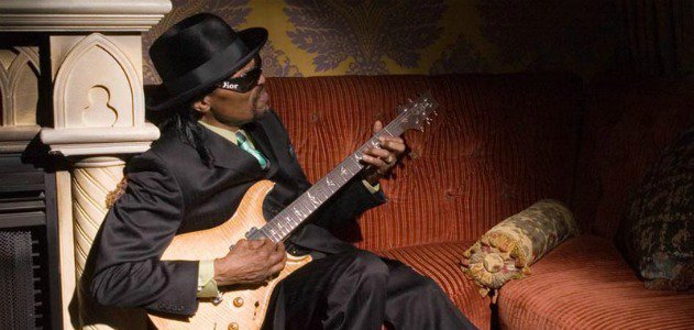 Chuck Brown pioneered the genre of Go-Go and became intricately connected with DC's cultural identity.