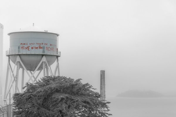 Alcatraz Water Tower thumbnail