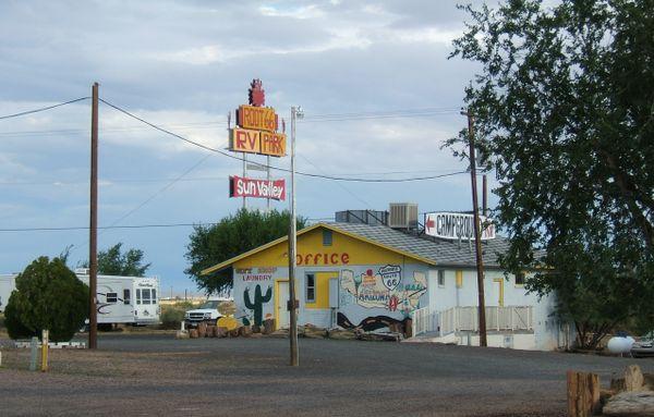 RV Oasis on Route 66 thumbnail