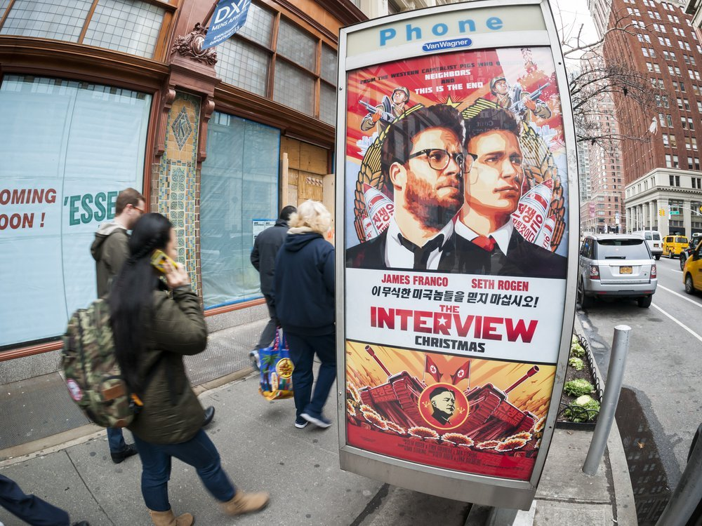 Interview Poster