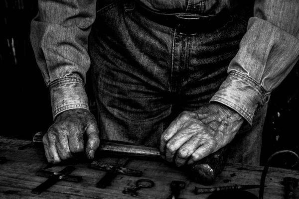 Hands of a Blacksmith thumbnail