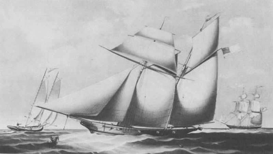 This Yacht Trafficked Enslaved Africans Long After the Slave Trade Was Abolished