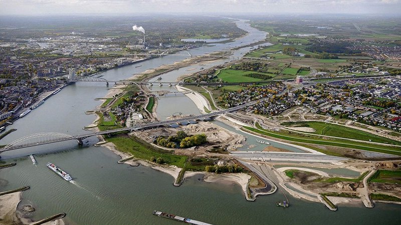 Cities Around the Globe Are Eagerly Importing a Dutch Speciality—Flood Prevention