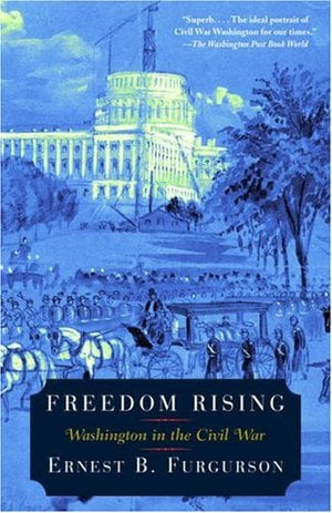 Preview thumbnail for Freedom Rising: Washington in the Civil War (Vintage Civil War Library)