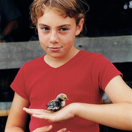 Delaware County Fair 2001