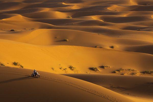 Dirt Biker's Paradise in the Sahara thumbnail