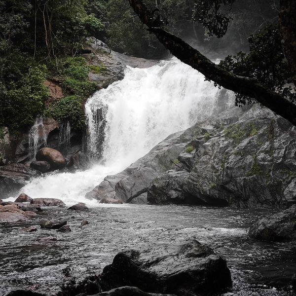 Mesmerizing Lakkam Falls, Munnar thumbnail