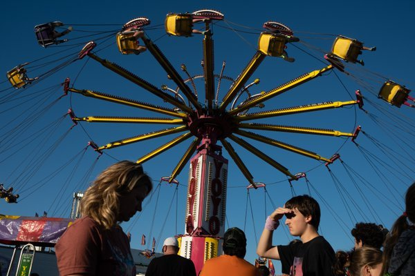 Dispatches from the Steele County Fair thumbnail
