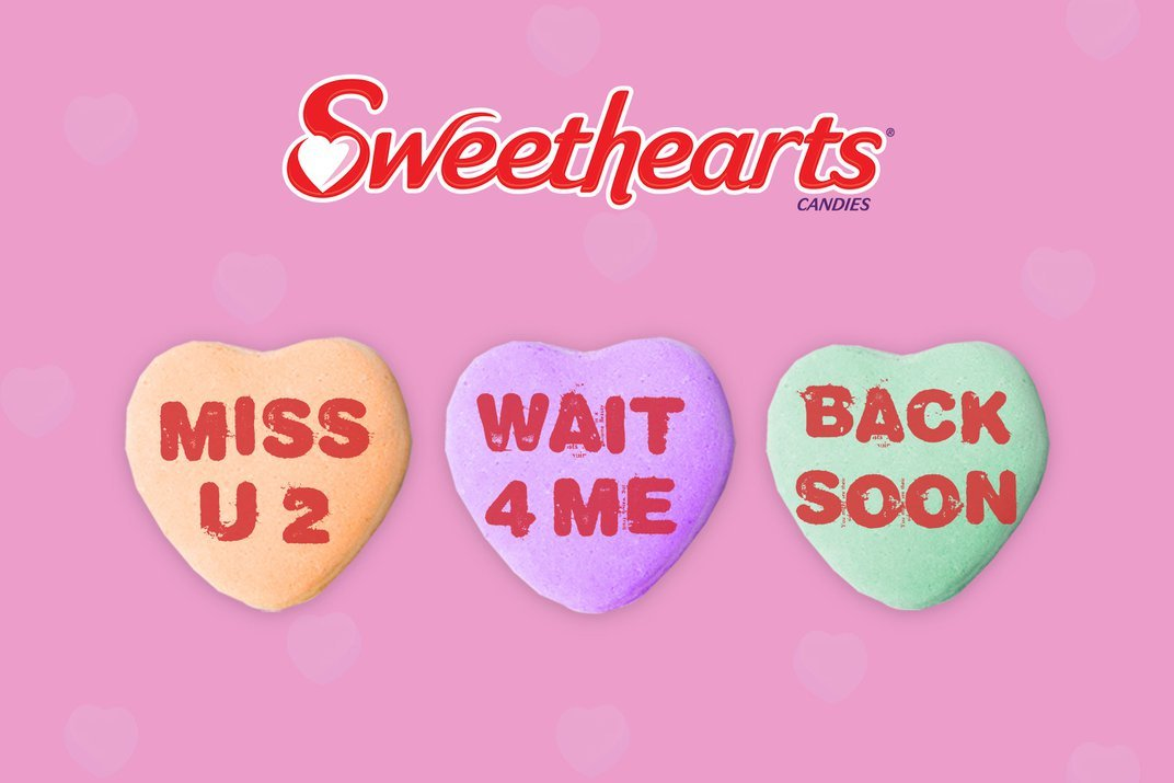 Sweethearts Candies Won't Be Available This Valentine's Day
