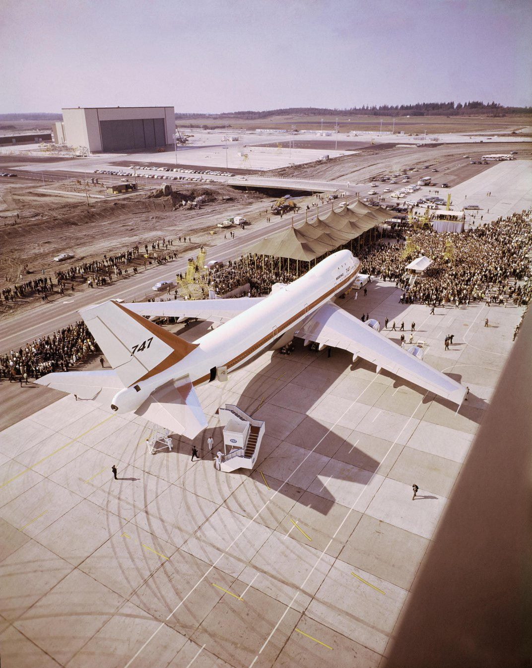 Traveling the World Was Never the Same Once the Boeing 747 Debuted