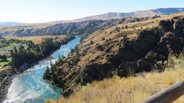 Flathead river, Montana thumbnail