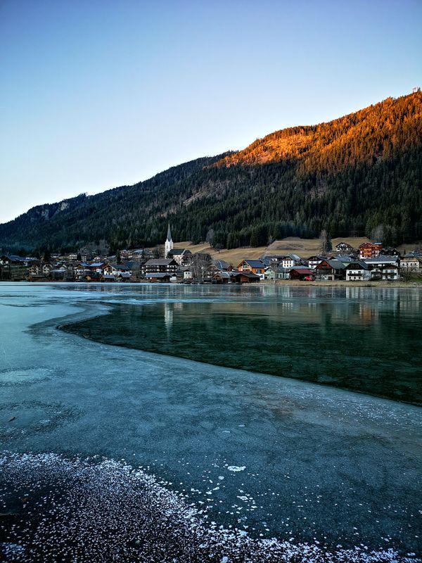Weissensee lake thumbnail