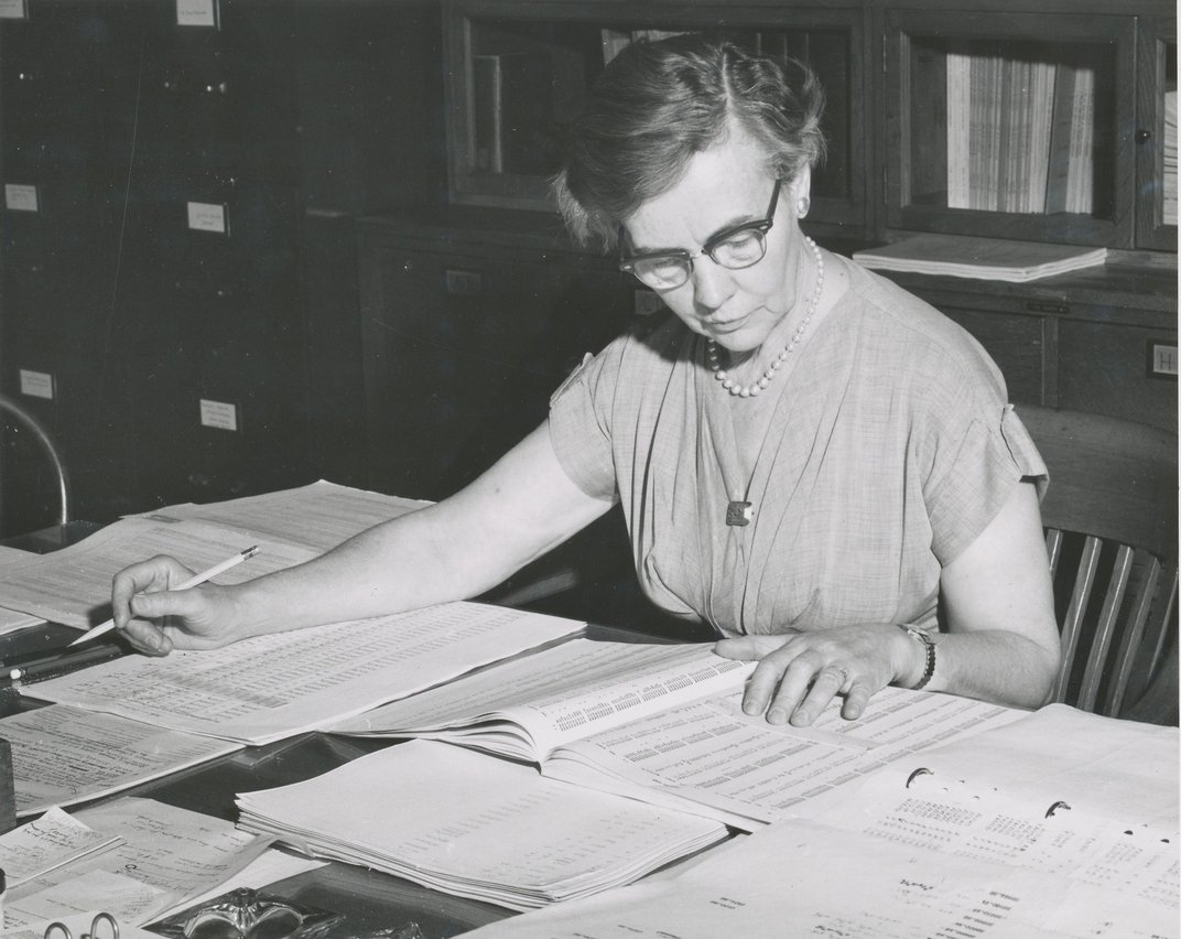 How Charlotte Moore Sitterly Wrote The Encyclopedia of Starlight