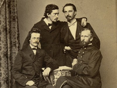 By day the members of the Megatherium Club, united by youth, ambition, intelligence and a deep and abiding love of the natural world, hunched over jars of marine worms in alcohol or endless trays of fossils…At night they were ready to cut loose.