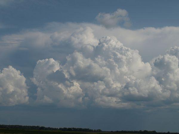 Thunderhead on the Prairie thumbnail