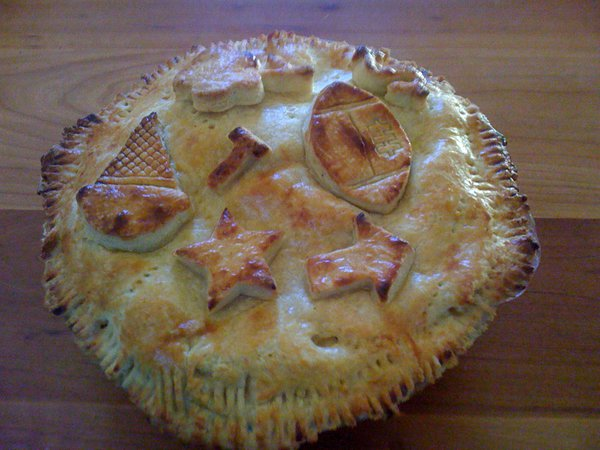 Baking an Apple Pie for the Local Fair thumbnail