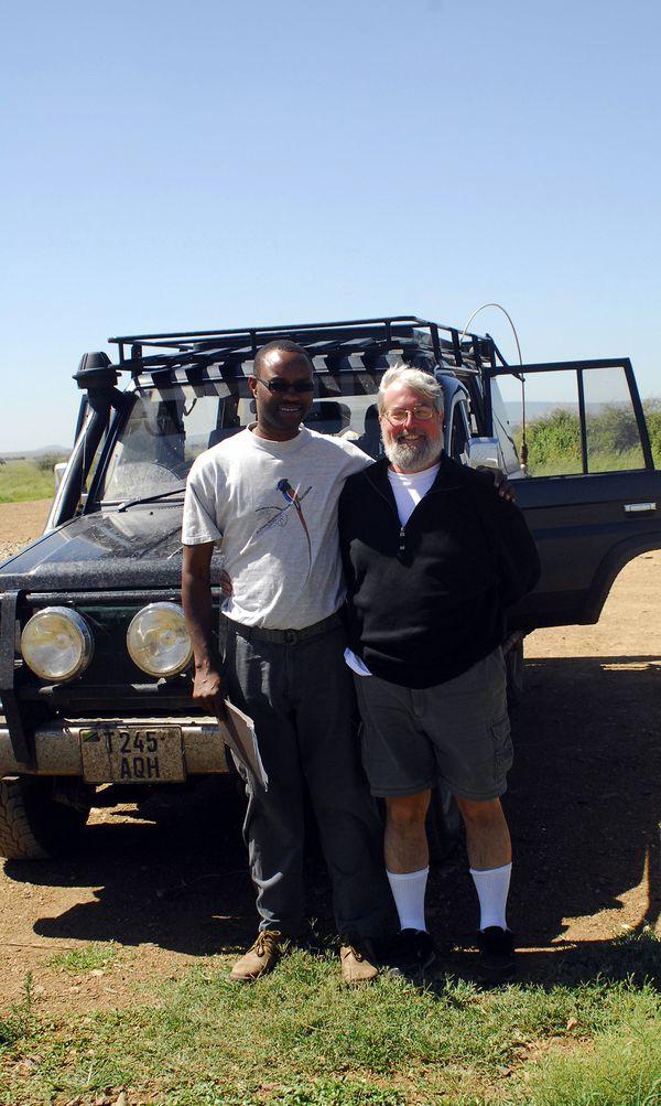 Tanzanian Ranger Farewell thumbnail