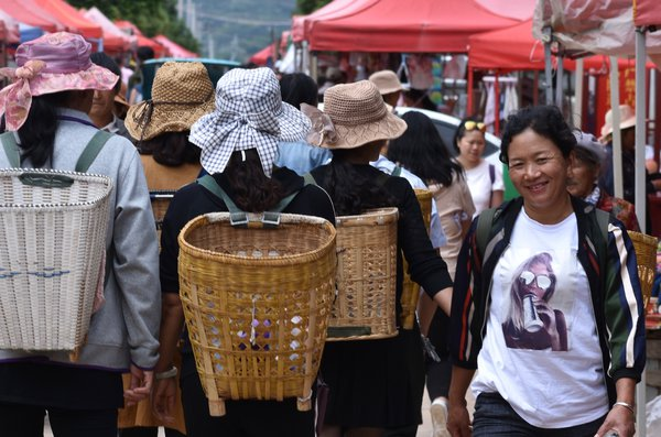 Market Day Shaxi thumbnail