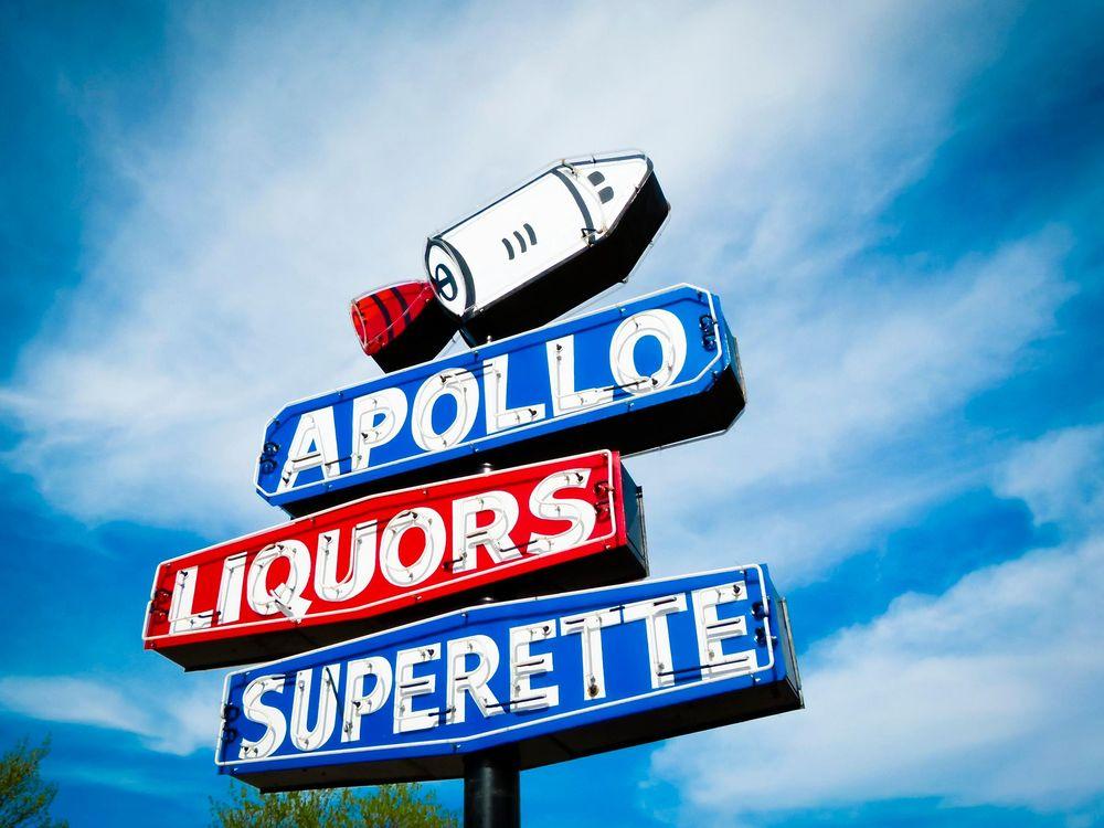 Liquor in Space