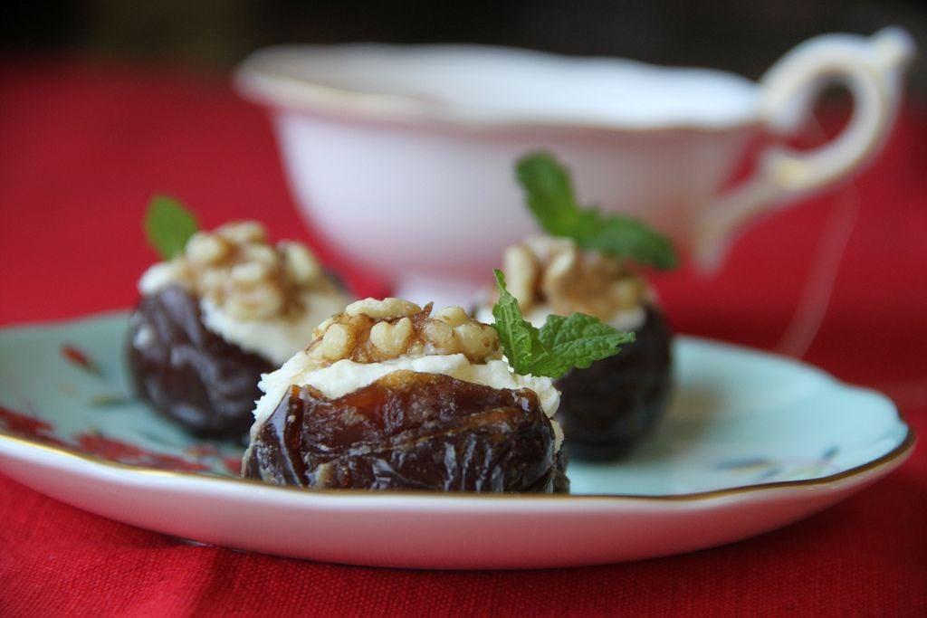 Five Ways to Eat Dates