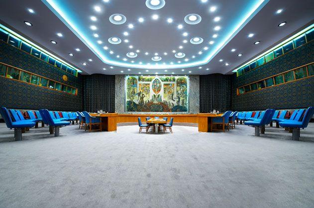 UN Security Council New York