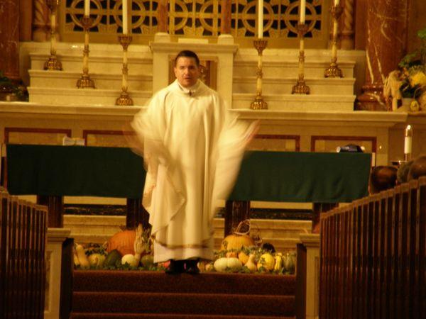 LADY OF SORROWS CATHOLIC CHURCH PRIEST MASS  thumbnail