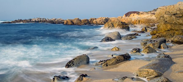 Asilomar beach thumbnail