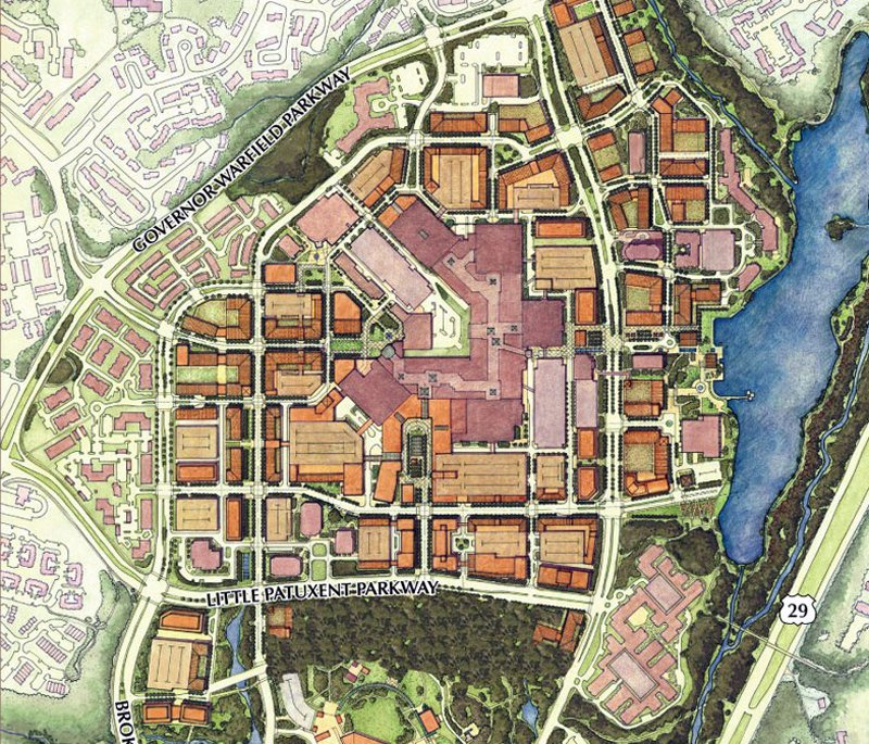 A new 30-year master plan for downtown Columbia