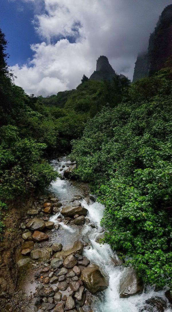 After the Rains at I'ao Valley thumbnail