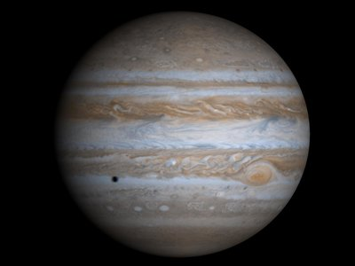 All you'll need to see Jupiter is a pair of binoculars