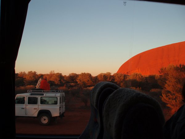Sunrise at Uluru thumbnail