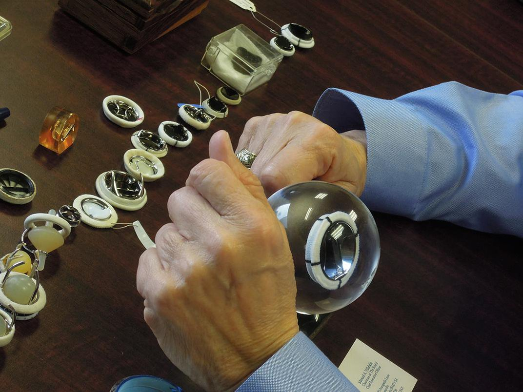 A Man With a Lot of Heart Valves Donates His Unusual Collection