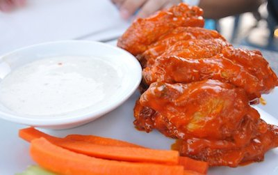 The chicken wing, now a ubiquitous bar food, was often thrown out or cooked into stock as recently as the 1960s
