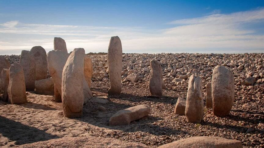 Drought Reveals Dolmen of Guadalperal, Popularly Dubbed 'Spanish Stonehenge'