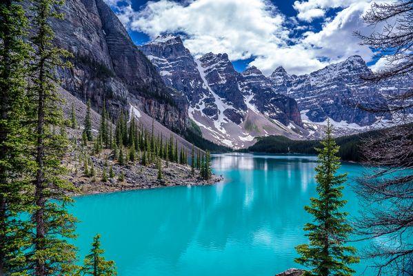 Lake Moraine Canada thumbnail