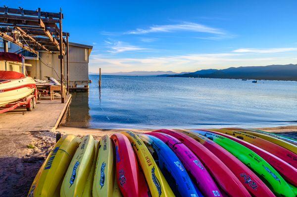 Sunrise on Lake Tahoe thumbnail