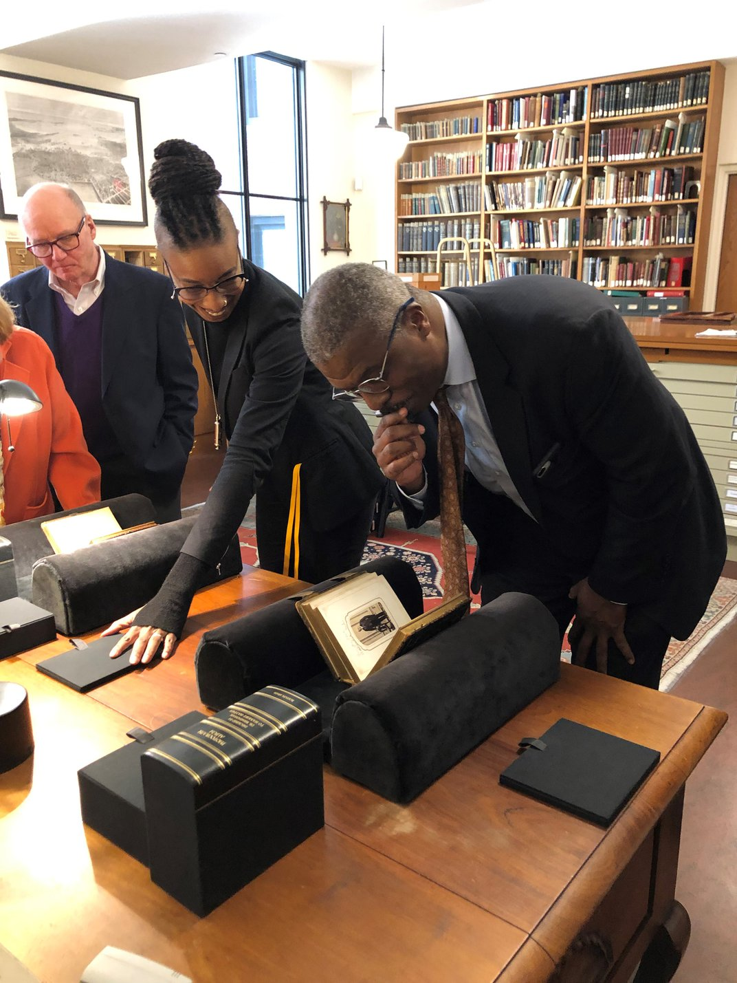 These Photo Albums Offer a Rare Glimpse of 19th-Century Boston's Black Community