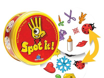 The card game Spot It! has become one of the most popular family games in the country, but the secret to how the game works has its roots in the logic puzzles of 19th century mathematicians.