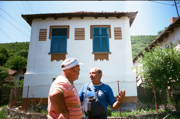 Two friends in Dojkinci village thumbnail