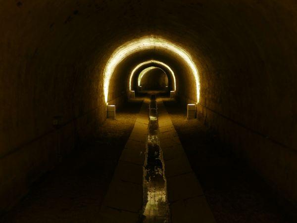 Eerie tunnel thumbnail