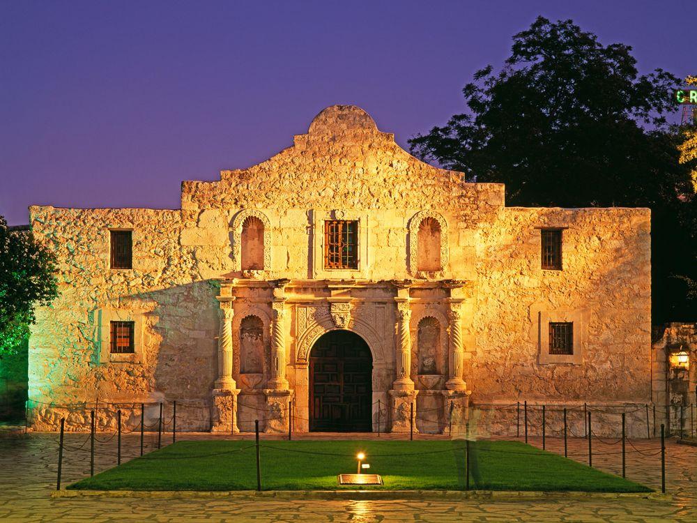 San Antonio Missions: United States of America